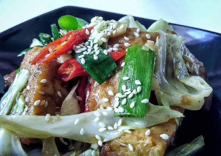 Resep Mongolian Tempe Barbeque Oleh Puji Astari Cookpad