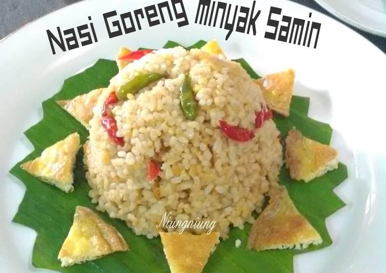 Nasi Goreng Minyak Samin