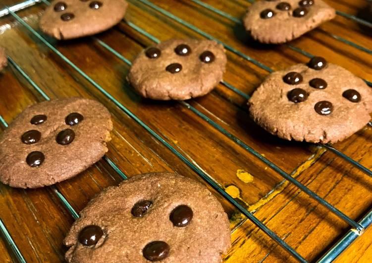 Good time cookies kw/choco cookies crunchy