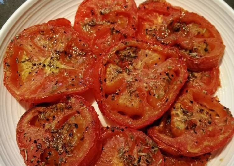 Recipe: Tasty Roast Tomatoes