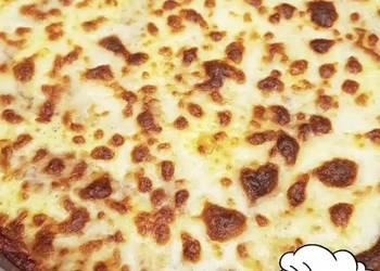 How to Prepare Tasty 25 mins Italian Pizza