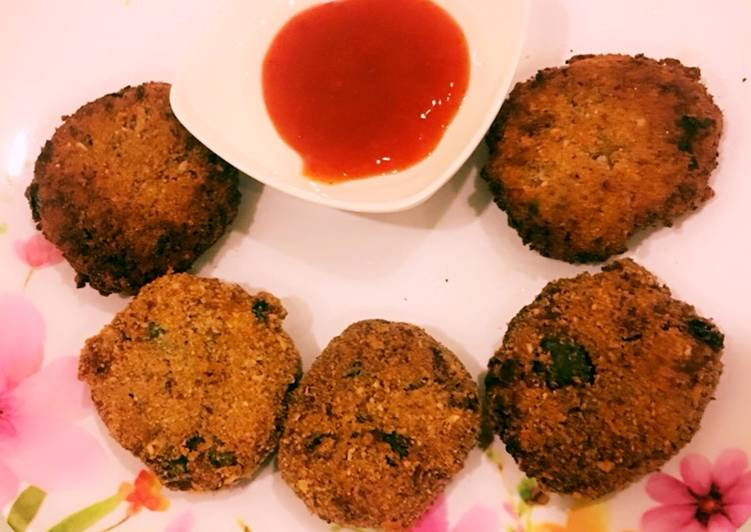 Red Pumpkin Fritters/Cutlet - Laurie G Edwards