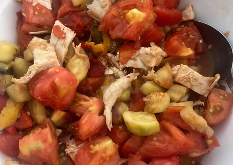 Comment Faire Des Salade chaude