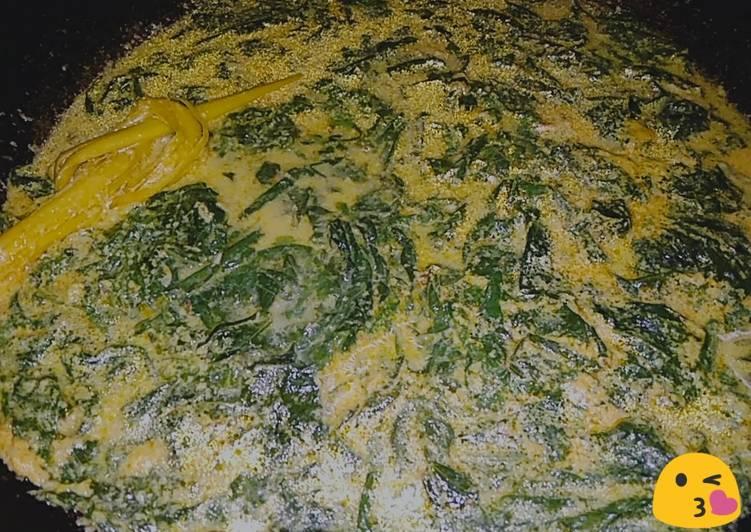 Cara Gampang Menyiapkan Gulai daun singkong/udang halus(kecepai), Bikin Ngiler
