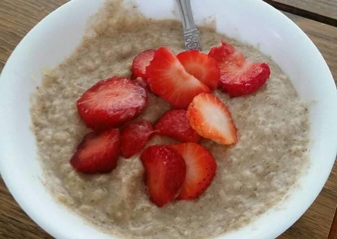 Faux Grits ☆ Grain Free Porridge