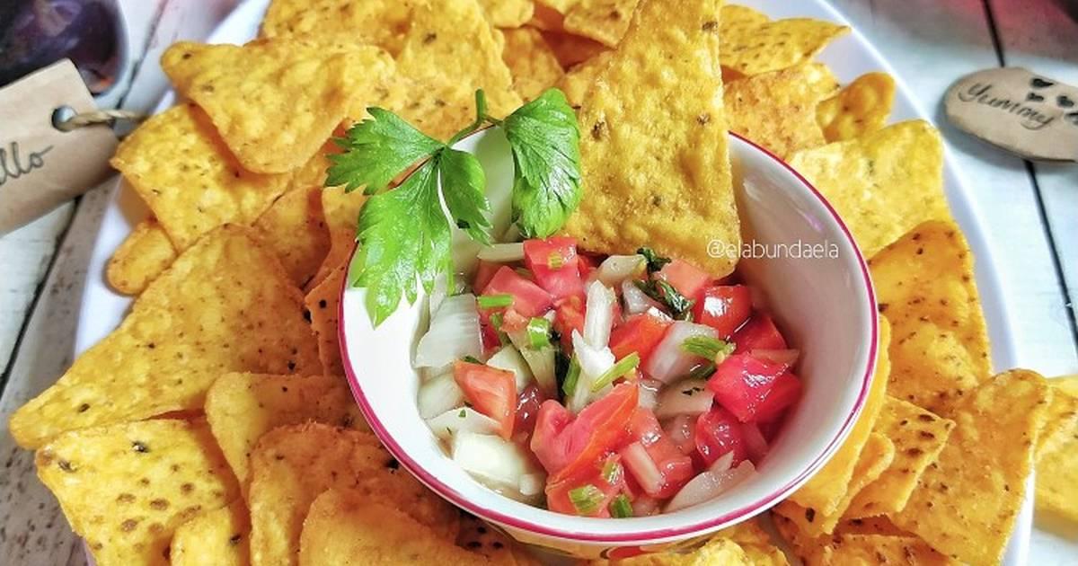 9 Resep Pico De Gallo Enak Dan Sederhana Ala Rumahan Cookpad
