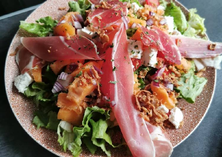 Salade de Saison ! 🍅🥬🧅