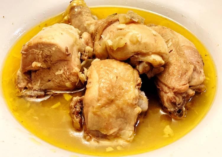 Ayam Teriyaki tanpa kecap Keto #ketopad