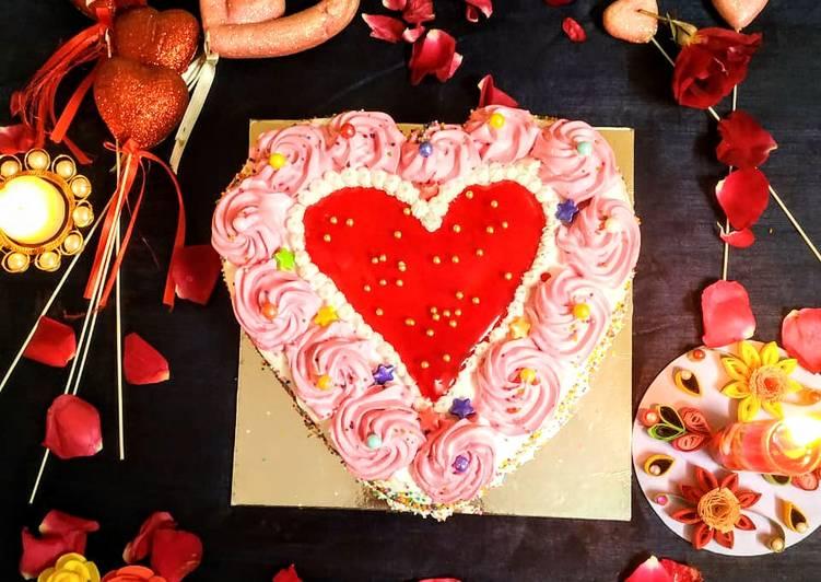 Easiest Way to Prepare Homemade Red velvet cake