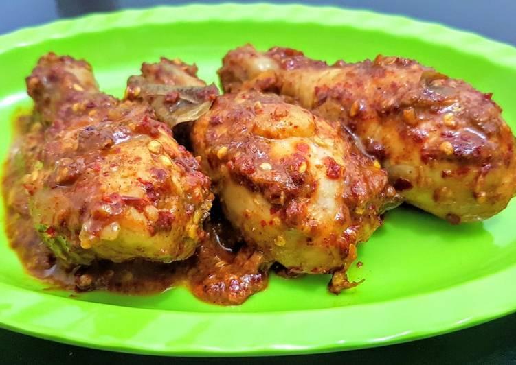 Kari Ayam - resepipouler.com