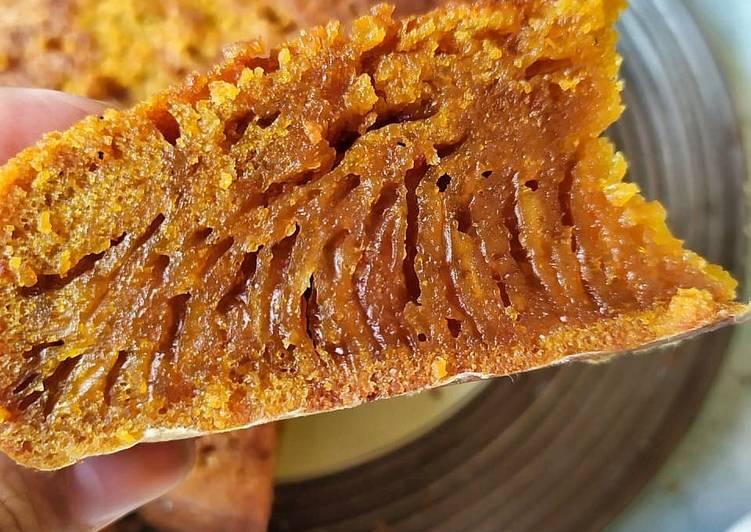resep membuat Bolu Karamel - Sajian Dapur Bunda