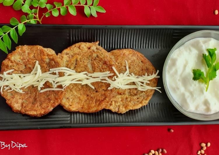 Steps to Prepare Ultimate Horse gram pancakes
