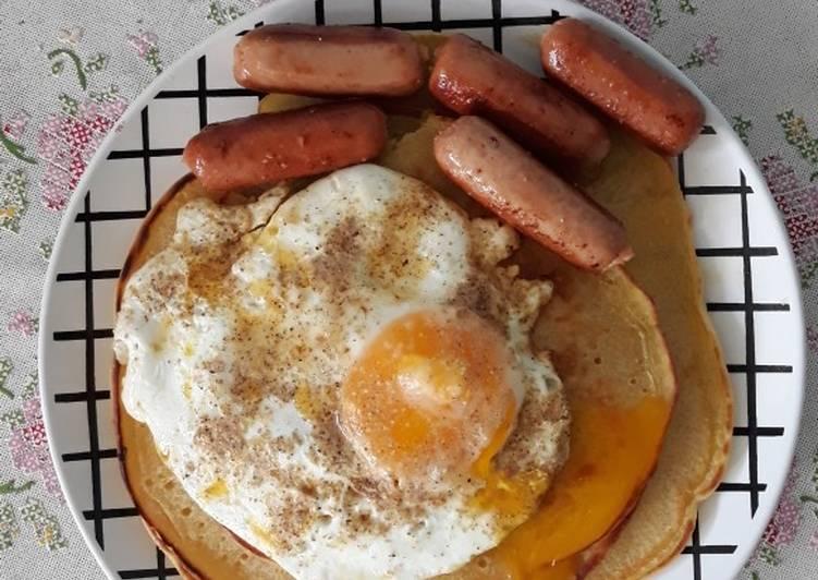 Resep Pancake ala Amerika Terbaik