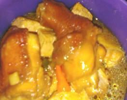 Semur Ayam Tahu Resep Budhe (#PR_aneka semur)