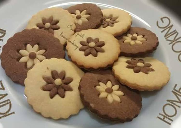 ☕ Basic Biscuit Dough ☕🍪