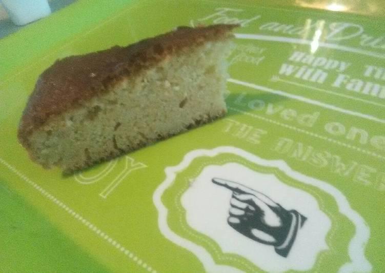 Délicieux Gâteau au yaourt