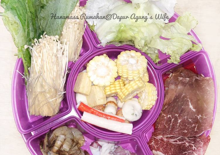 Resep Hanamasa Rumahan Ala Agung S Wife Week03 Oleh Nanikhandayani05 Cookpad