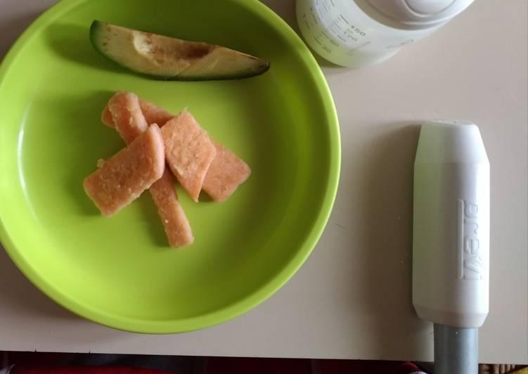 Cheese Salmon (Finger Food/Mpasi 9bulan) #SiapRamadan #SayangAnak