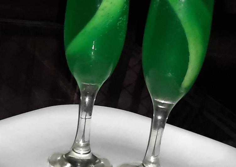 Sprinkle Cocumber Lemonade