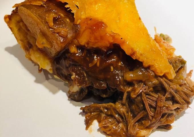 Bbq Beef Bisquick Pie 🥧