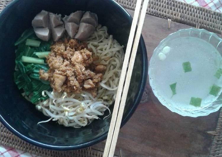 Resep Mie Ayam Oriental Yang Populer Bikin Ngiler