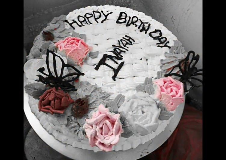 How to Prepare Perfect Birthday Cake