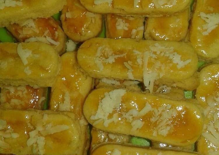 Kastengel (kue keju)teflon