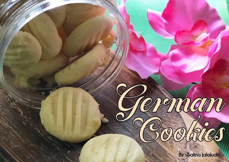 German Cookies *