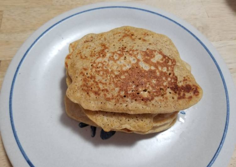 Steps to Make Speedy Multi grain pancakes