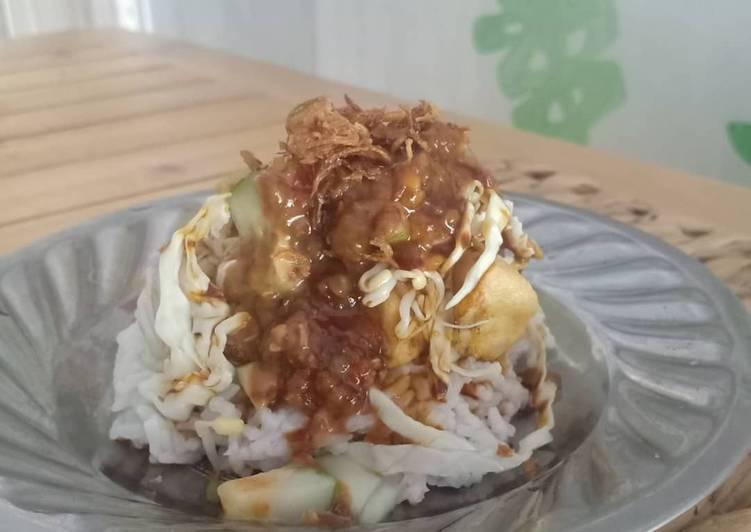 Nasi Lengko (Cirebon)