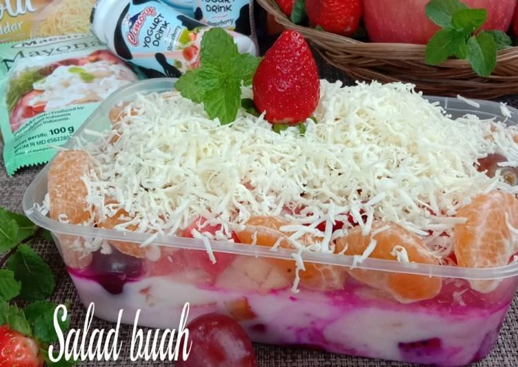 Salad buah sehat - cookandrecipe.com