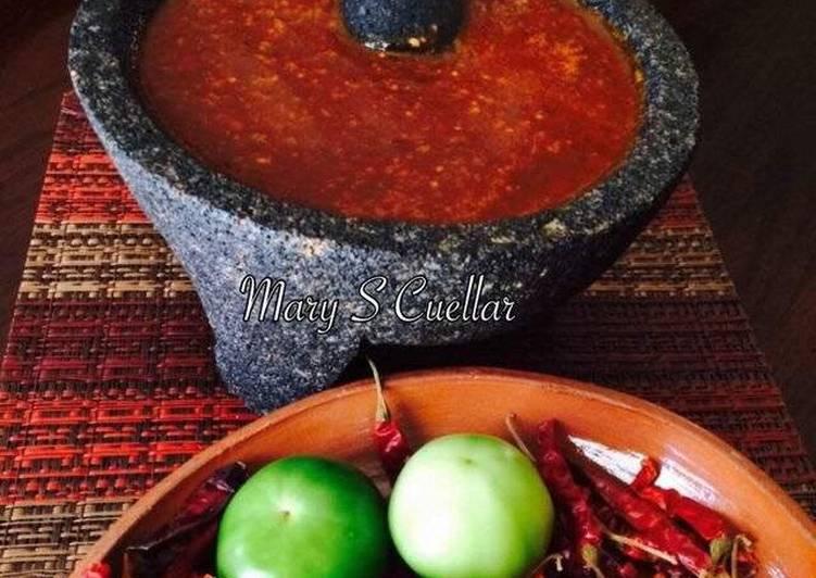 Salsa Tlaquepaque Receta De Mary S Cuellarsazonando Tu