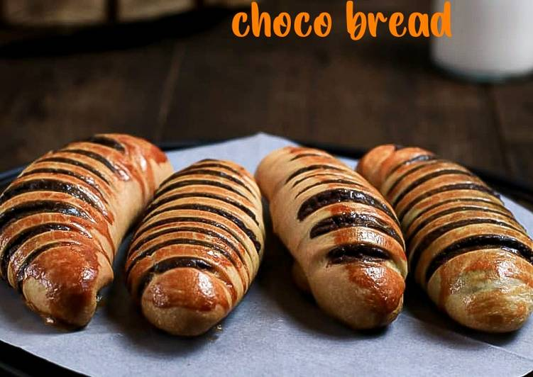 Philipino Choco Bread