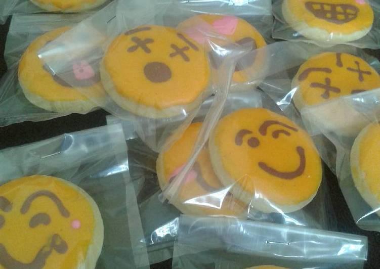 Cookies karakter - cookandrecipe.com