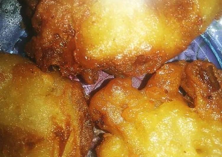 Jamur Goreng Crispy Crunch