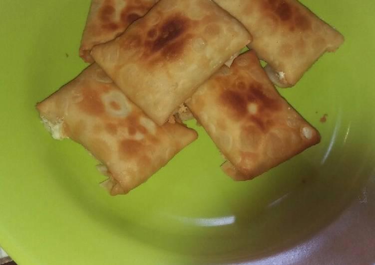 How to Prepare Favorite Martabak telur kulit pangsit