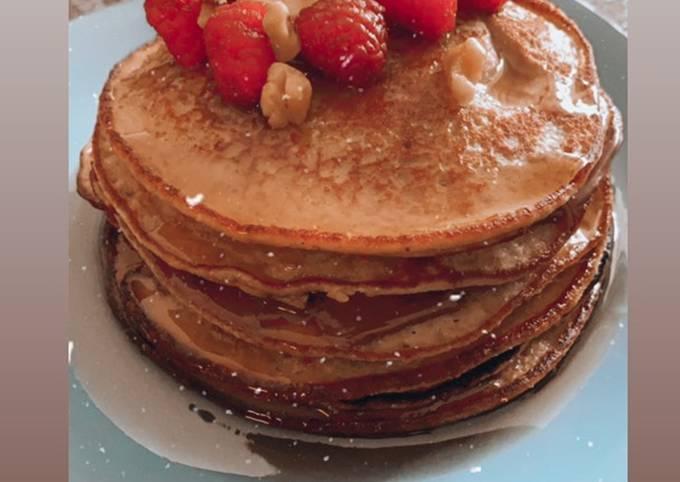 Healthy Pancakes - Healthy Breakfast