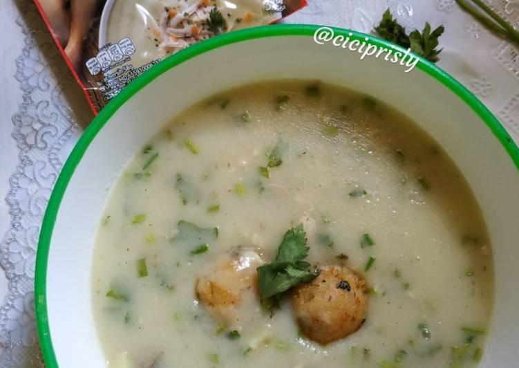 Sup Krim Ayam Royco