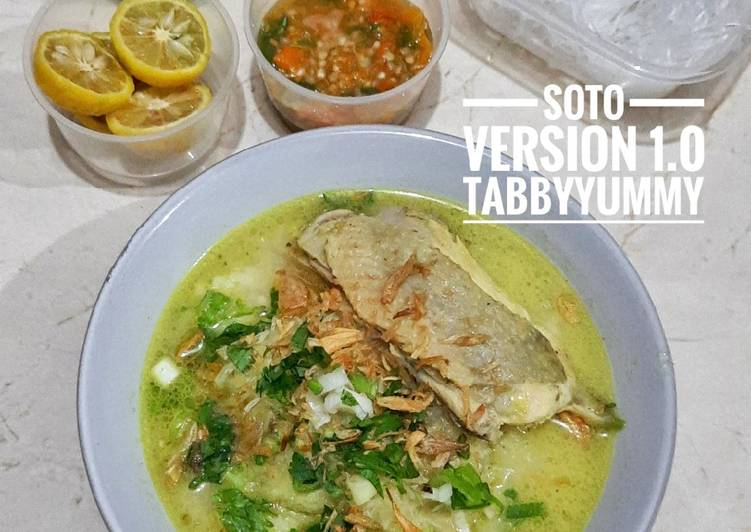 Cara membuat: Soto Version 1.0