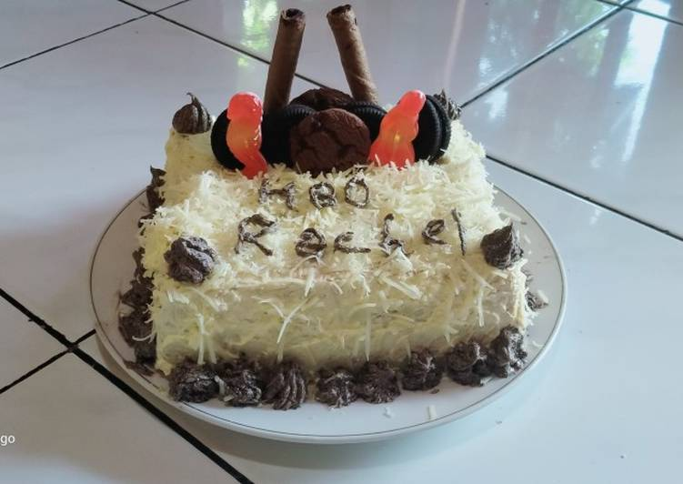 Cake tart kelapa 👍👍