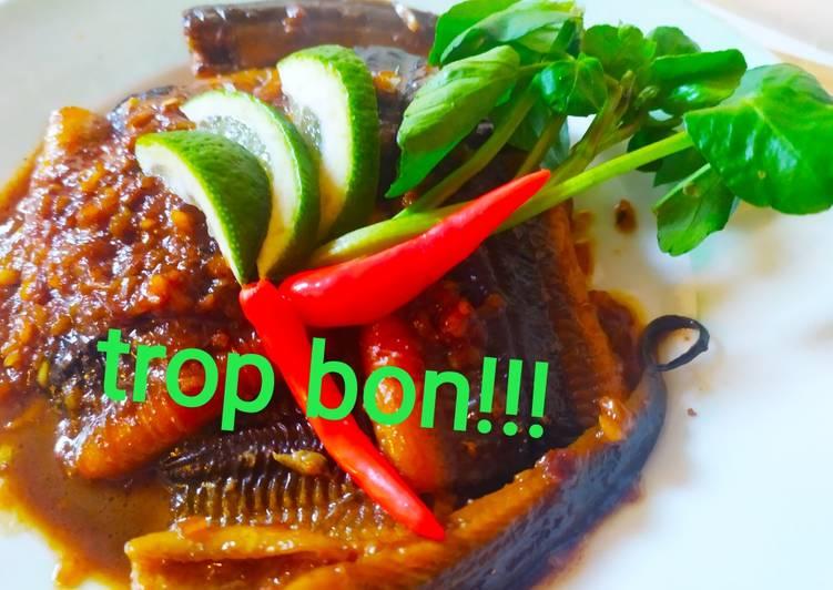 💞Recettes d'anguille'au sauce soja.💞