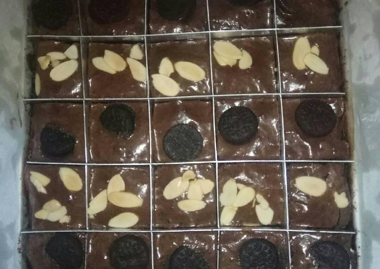 Brownies 1/4 kg