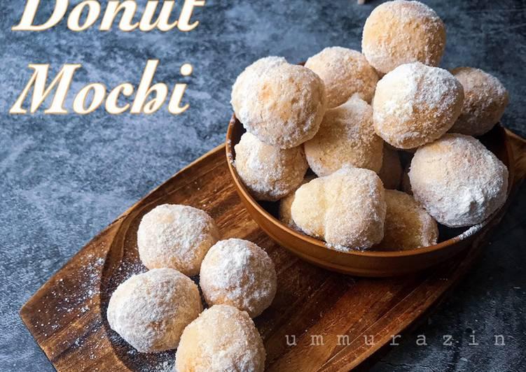 Donut Mochi