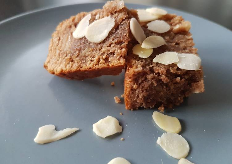 Brownie chocolat praliné