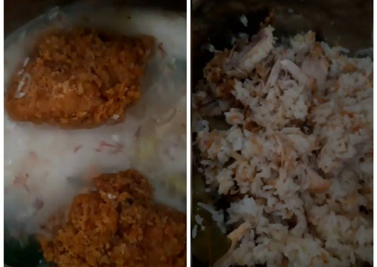 Nasi Liwet KFC - cookandrecipe.com