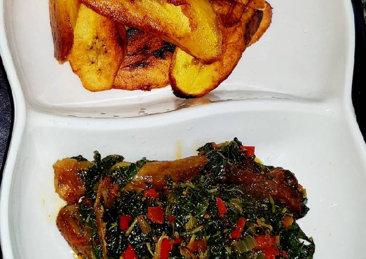 Steps to Make Top-Rated Fried Plantain