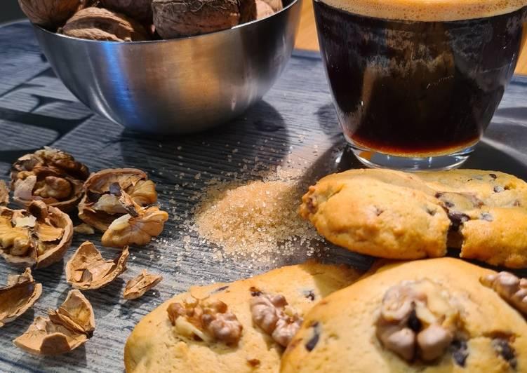 Recette Savoureux Les cookies 🍪 🍪 🍪