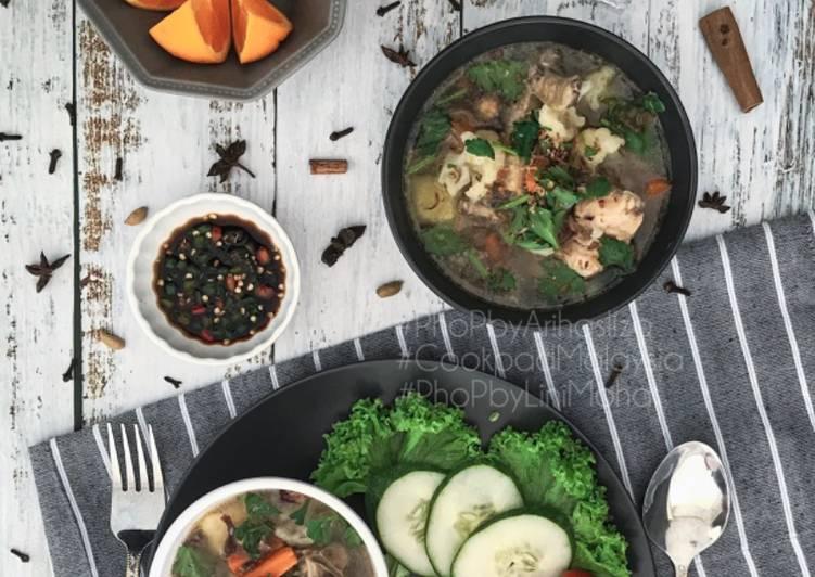 Sup Ayam #PhopbyLiniMohd #Batch17 - velavinkabakery.com
