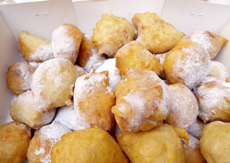 Easiest Way to Cook Yummy Puff Puff