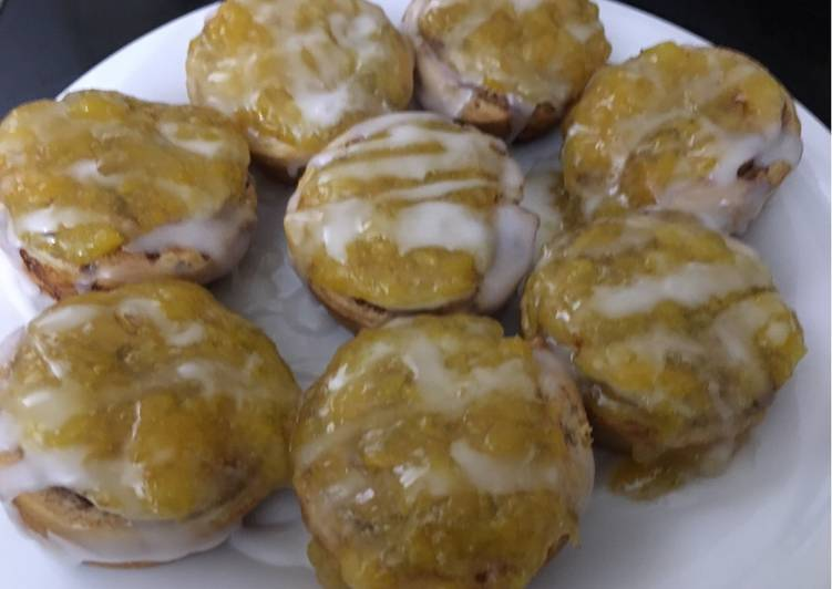 Easiest Way to Cook Yummy Peach Pie Cups
